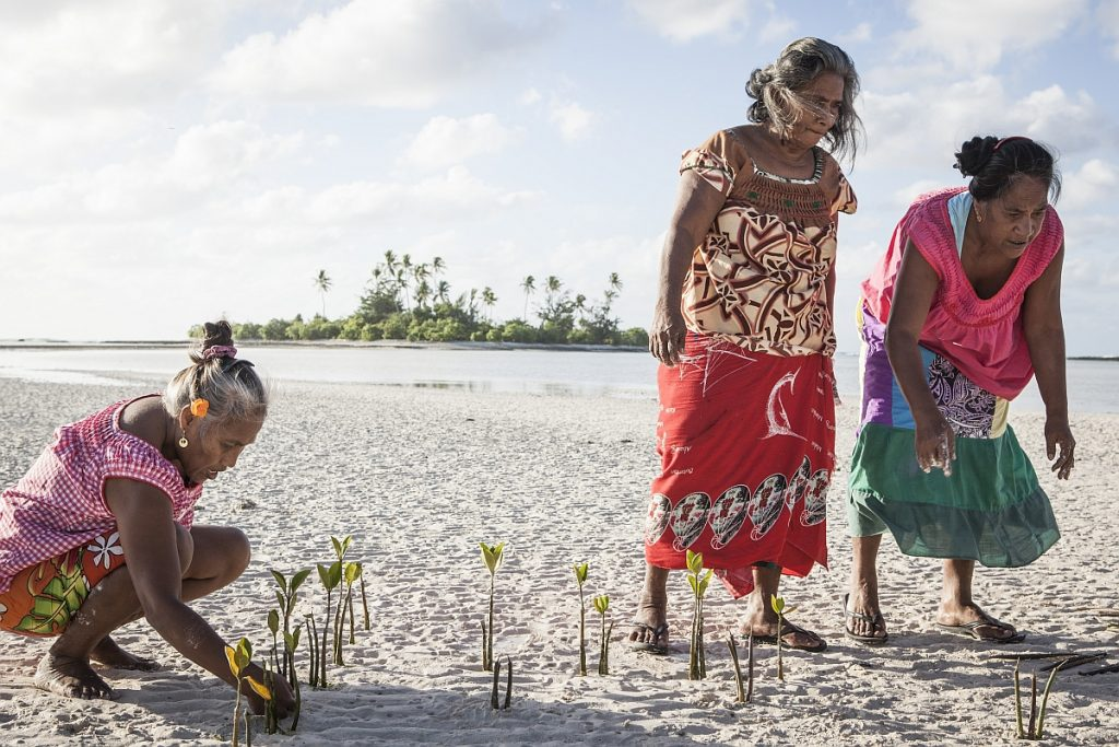 Gerechtigkeit spielt eine große Rolle im Zusammenhang mit der Umwelt- und Klimakrise