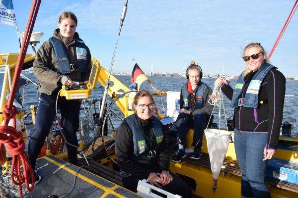 Meereswettbewerb Forschen auf See