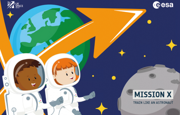Mission X: Train like an Astronaut