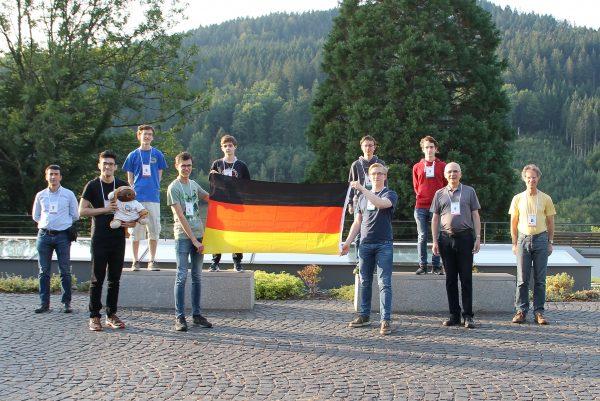 Internationale Mathematik-Olympiade