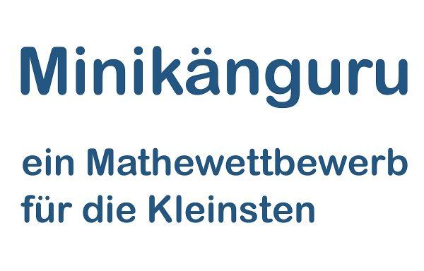Mathewettbewerb Minikänguru