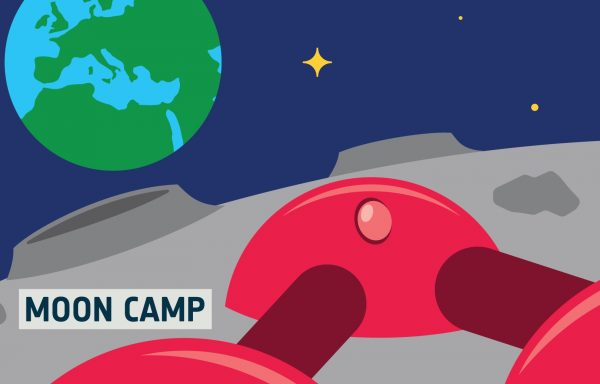 Moon Camp Discovery